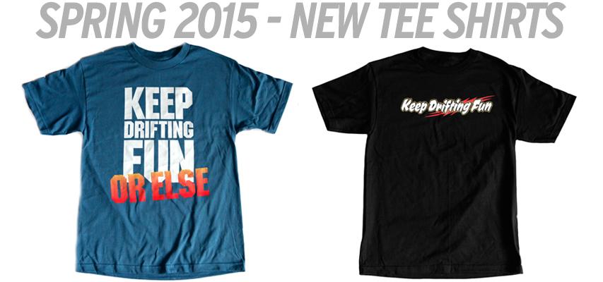 SPRING 2015 T-SHIRTS